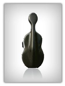 Musilia M5 Universal Black Cello Case